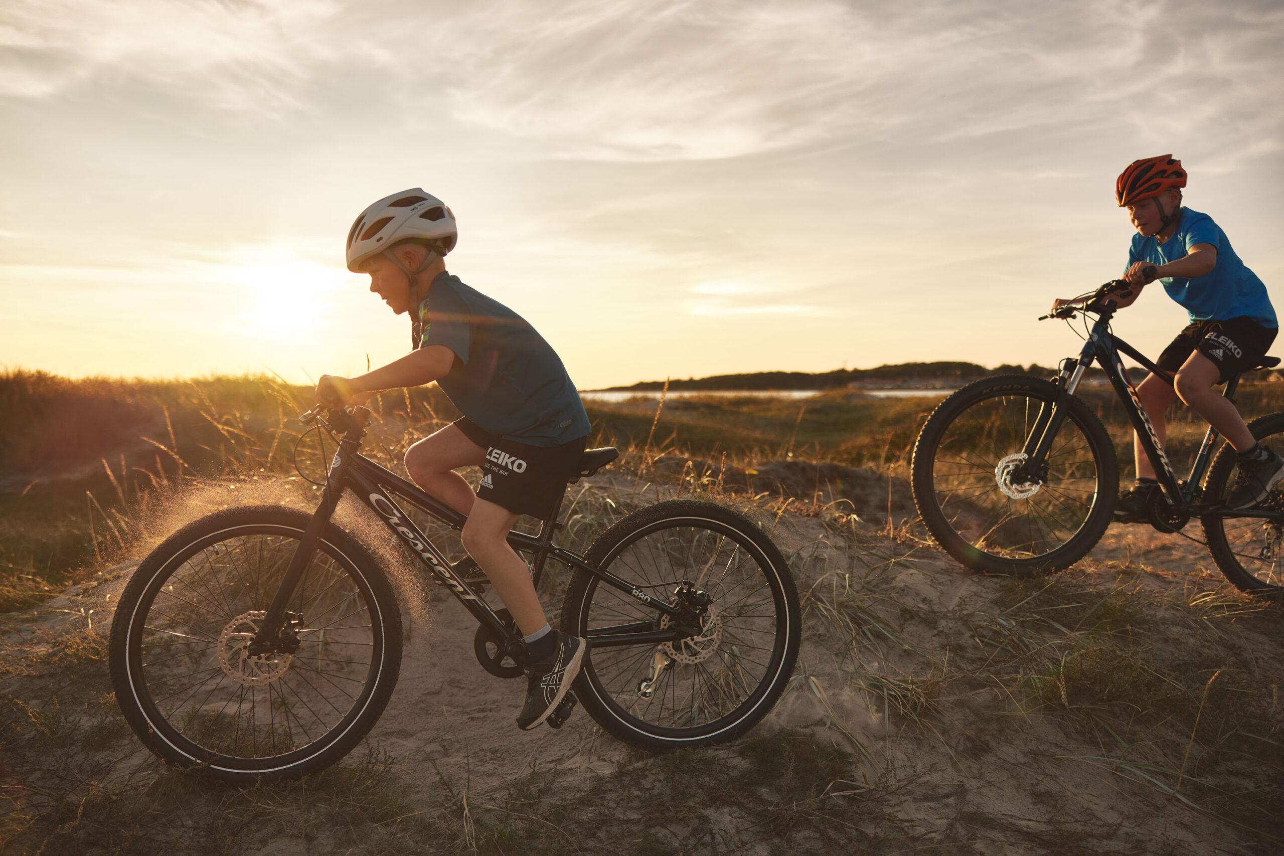 Cykelglädje för alla barn