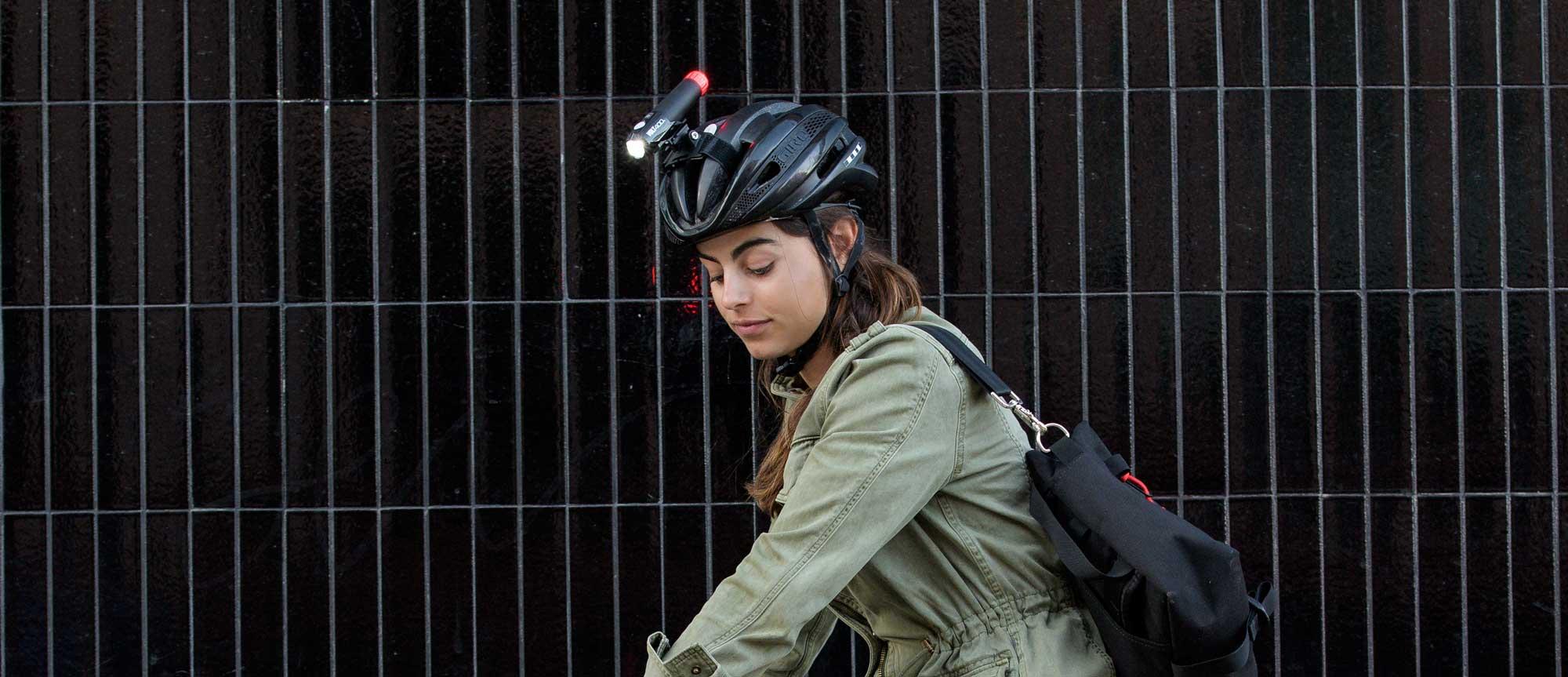 Säker cykling i höstmörkret